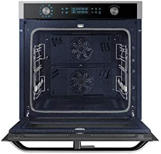 samsung - Horno-Dual-Cook-Pirolitico-Samsung-Nv75N7677Rs: Amazon ...