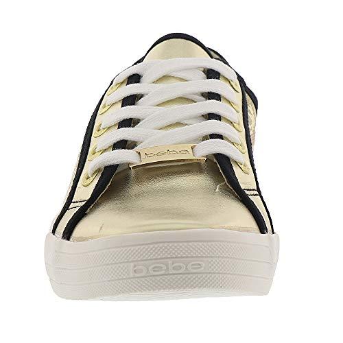 Dacia Sneaker Sneaker bebe bebe Women's Dacia Gold Women's bebe Gold Bw081H