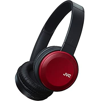 JVC HAS30BTRE - Auriculares de Diadema Abiertos (Plegables, tecnología Bluetooth) Rojo: Jvc: Amazon.es: Electrónica