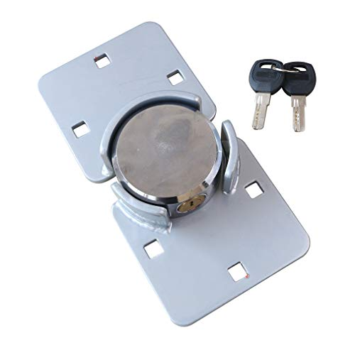Oklead Cargo Van Door Lock Heavy Duty Van Garage Shed Door Exterior Security Safety Device for Side and Rear Doors