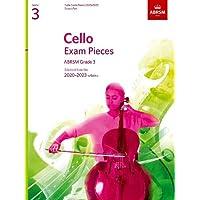 Cello Exam Pieces 2020-2023, ABRSM Grade 3, Score
