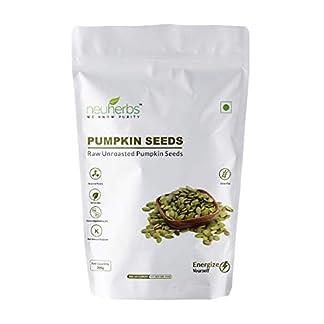 Neuherbs Raw Pumpkin Seeds – Protein and Fiber Rich Superfood, 200 g 41MmPdN8UiL