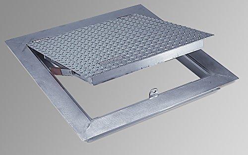 Acudor FA-30036 x 36 Angle Frame Floor Access Door, (Frame Floor Access Door)