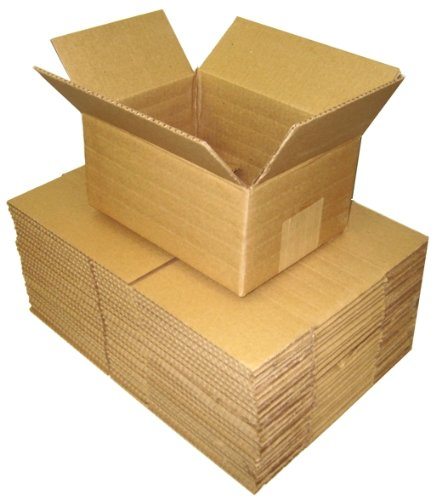 25 Kraft Brown Cardboard Multi-Depth Comic Mailers #CXBC05VD - Shipping Boxes / Containers (Regular, Current, Silver & Golden Age) - Kraft Multi Depth Book