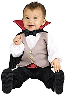 Baby Toddler Boys Count Dracula V&ire Halloween Fancy Dress Costume Outfit 1-2 Years  sc 1 st  Amazon UK & Baby Toddler Cute Plush Monster Frankenstein Halloween Fancy Dress ...