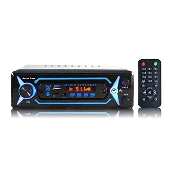 Sound Boss SB-2032 Car FM/USB/SD/AUX/Bluetooth Player