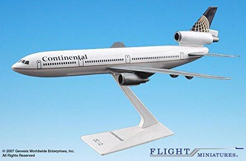 flight-miniatures-continental-airlines-douglas-dc-10-1250-scale