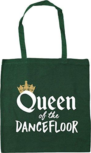 Green Shopping Gym of Tote HippoWarehouse the Beach Bag litres Dancefloor 10 x38cm Bottle 42cm Queen x6wxaqX