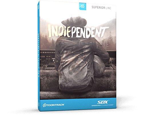 Toontrack Indiependent SDX (boxed)