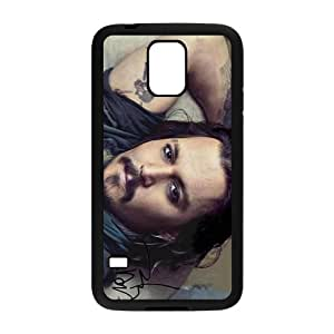 Happy Pirates Of The Caribbean Cell Phone Case for Samsung Galaxy S5