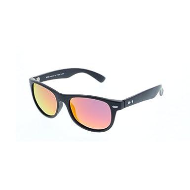 H.I.S Polarized Sonnenbrille Kids HP50104, mattschwarz