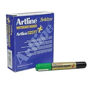 Artline 525t Twin Type Electronic White Board Marker 2in1