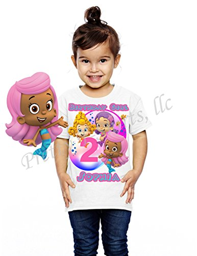 Bubble Guppies Birthday Shirt, ADD any name and age, Bubble Guppies Birthday Party, FAMILY Matching Shirts, Girl Birthday Shirts, Guppies Birthday Shirt, Bubble Guppies Girl Shirt, VISIT OUR SHOP!!,