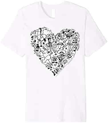 62837b23136ac Shopping Disney - T-Shirts - Tops & Tees - Girls - Novelty ...
