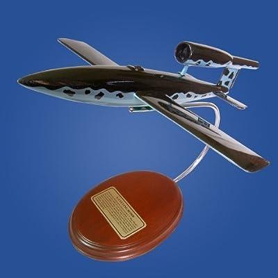 Mastercraft Collection V-1 Rocket Wood Model Aircraft [parallel import goods]