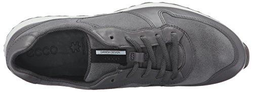 ECCO Sneak Ladies, Zapatillas para Mujer Gris (DARK SHADOW/DARK SHADOW56586)