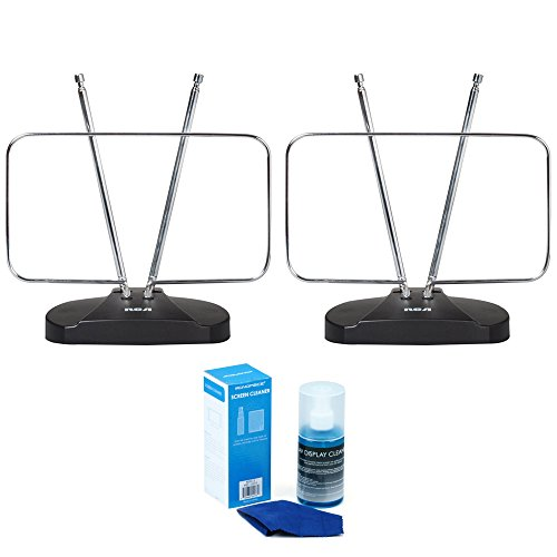 RCA 2 pack ANT111Z Durable Antenna