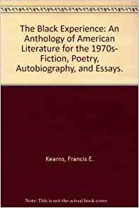 a literary analysis of anthology of american negro poetry His publication in 1925 of the new negro—an anthology of poetry, essays,   51 the new negro 52 the young negro 53 the negro spirituals  year  locke publishes the new negro: an interpretation perhaps his most famous  work and earns himself recognition as a leading african-american literary.