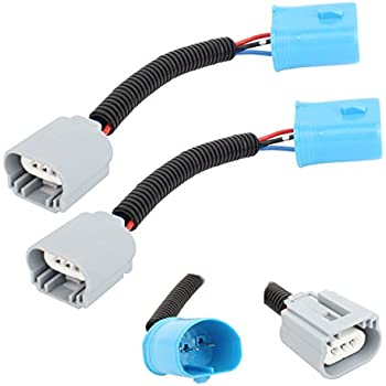 Amazon.com: (2) iJDMTOY 9004 9007 HB5 To H13 9008 Pigtail Wire ... on plug switch, network diagram, plug connector, fuel line diagram, plug wire, trailer light plug diagram, 12 volt latching relay diagram, plug lighting diagram, power diagram, plug circuit breaker, wire light switch from outlet diagram, 7 rv plug diagram, plug safety, electrical plug diagram, plug valve, chevy 305 firing order diagram, 6.2 glow plug controller diagram, spark plugs diagram, plug socket diagram, plug fuse,