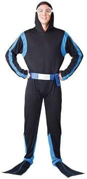 Disfraz de submarinista - L: Amazon.es: Juguetes y juegos