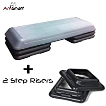 Step - Aerobic Stepper 4in – 10in