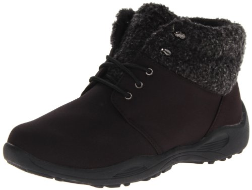 Propet Women's Madison Ankle Lace Boot Black