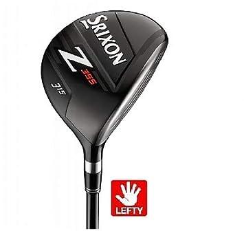 Srixon Golf Clubs Z-355 - Palo de Golf (Mano Izquierda, 15 ...