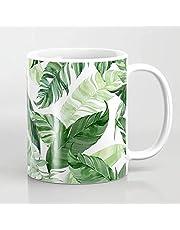 Digital Printed Porcelain Tea Coffee Mug 325 ml by Julia Fashion C23
