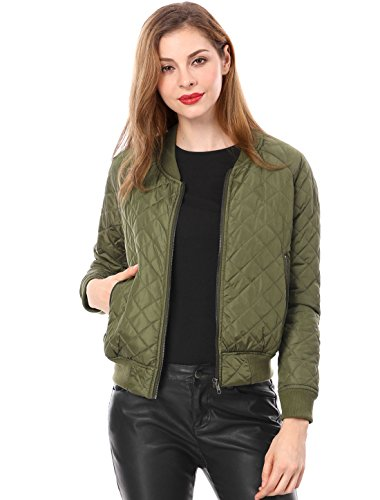 Quilted Bomber - 5