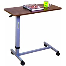 Essential Medical Supply Automatic Overbed Table