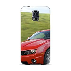Samsung Galaxy S5 IlW19826uHLk Support Personal Customs Nice 2010 Chevrolet Camaro Ss 7 Series Best Cell-phone Hard Covers -IanJoeyPatricia