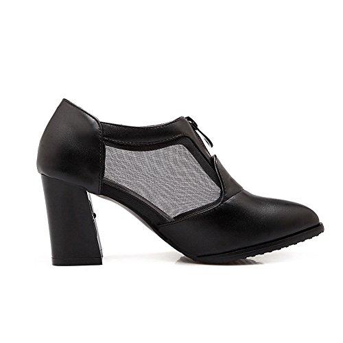 Adee - Sandalias de vestir para mujer negro