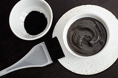 Activated Coconut Charcoal Powder - Food Grade - Used for Teeth Whitening, Detoxification, Beauty Masks / Scrubs, Etc. - 100% All Natural - Vegan by Carbon Organics (Image #4)
