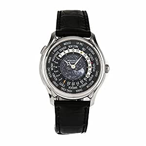 Patek Philippe World Time Moon swiss-automatic mens Watch 5575G-001 (Certified Pre-owned)