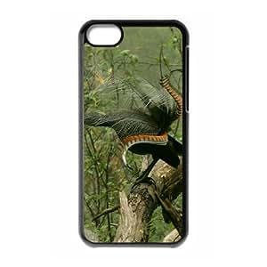 Lyrebird ZLB570098 Custom Case for Iphone 5C, Iphone 5C Case