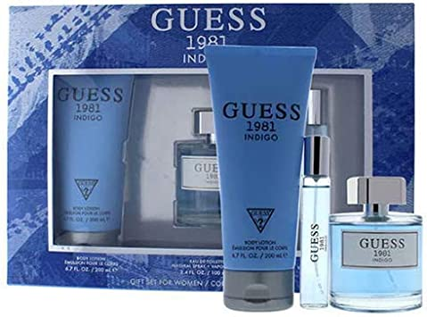 Guess perfume gift set buy one and get
