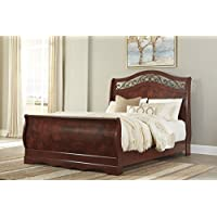 Signature Design by Ashley B223-77 Delianna Sleigh Headboard, Queen