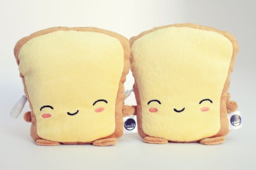 Smoko Toast USB Handwarmers (Butta)