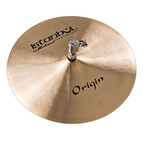 Istanbul Mehmet Cymbals Modern Series OR-HH15 15-Inch Hi-Hat Cymbals ()