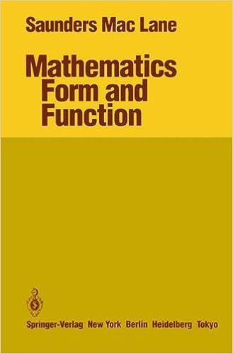 Amazon.com: Mathematics Form and Function (9780387962177 ...