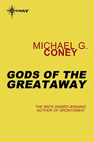 book cover of Gods of the Greataway