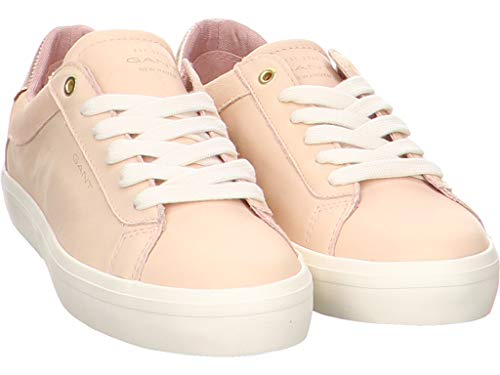 Baltimore Rose Basses Gant Femme Sneakers Pink G584 silver SqanvgFWw