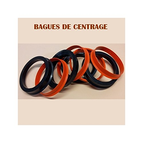 ADNAuto 4 anillos de centrado –  Ext 73/73.1 –  int 65.1 SUMEX