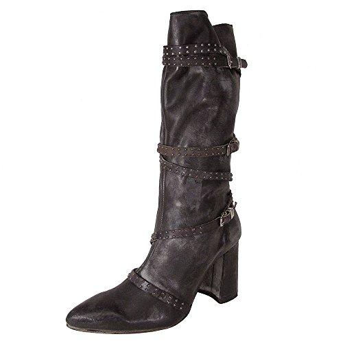 Freebird by Steven Womens Fb-Jax Leather Boot Shoes, Black Multi, US 11 by Freebird by Steven