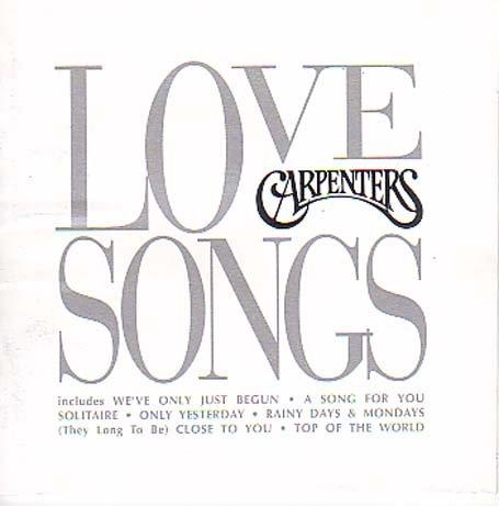 Love Songs (Best Of Karen Carpenter)