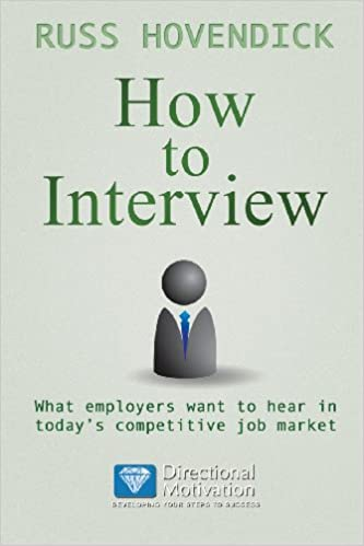 How Interview Competitive Directional Motivation