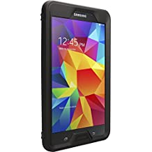 OtterBox DEFENDER SERIES Case for Samsung Galaxy TAB 4 7.0 - Frustration Free Packaging - BLACK