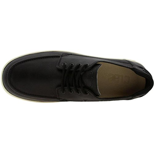 Clae Zissou (black waxed leather)