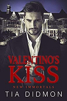 Valentino's Kiss Cover