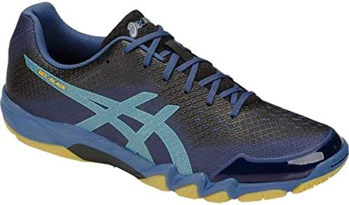 : ASICS Gel Blade 6 Mens Indoor Court Shoe (Blue